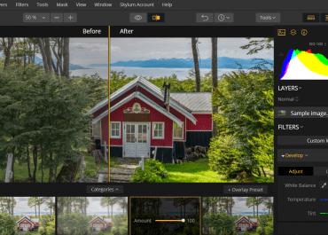 Luminar Program do edycji i retuszu zdjęć