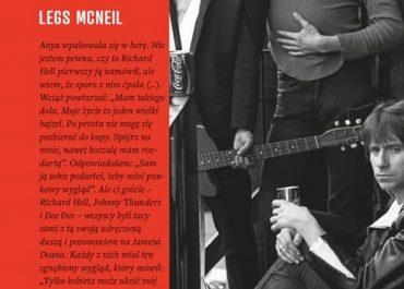 Please kill me Punkowa historia punka Gillian McCain Legs McNeil